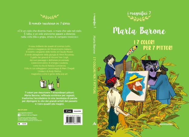 Marta Barone - 7 Colori