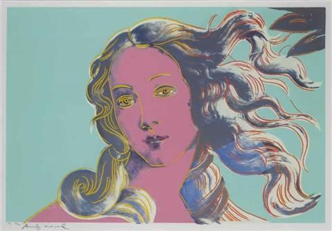 Warhol Venus